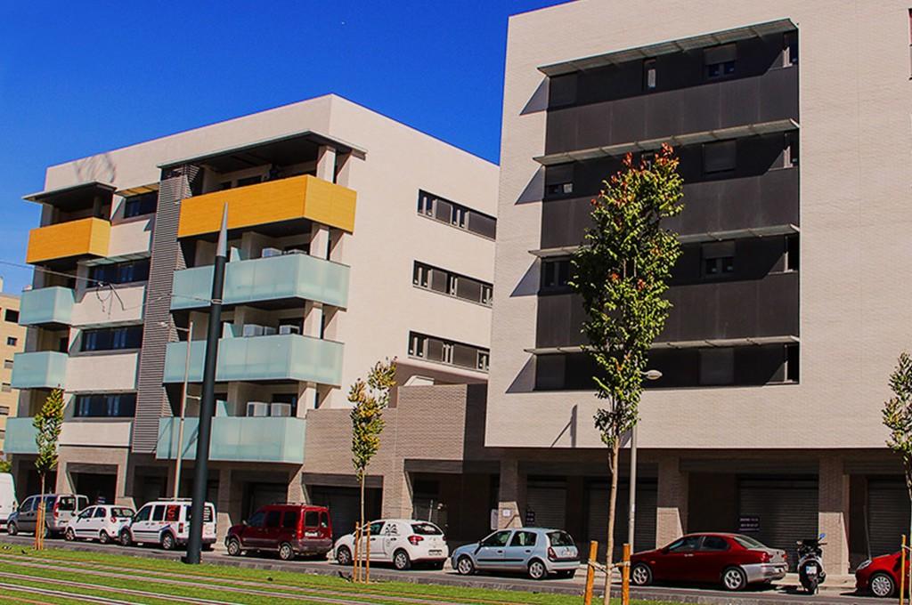 Instalación de Geotermia en Granada en residencial Los Doctores